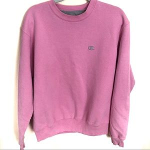 Vintage Champion eco oversized sweatshirt